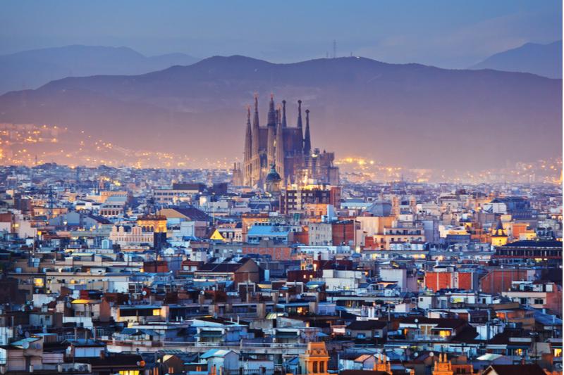 Guia para visitar Barcelona