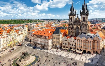 Praga destino para tu Interrail